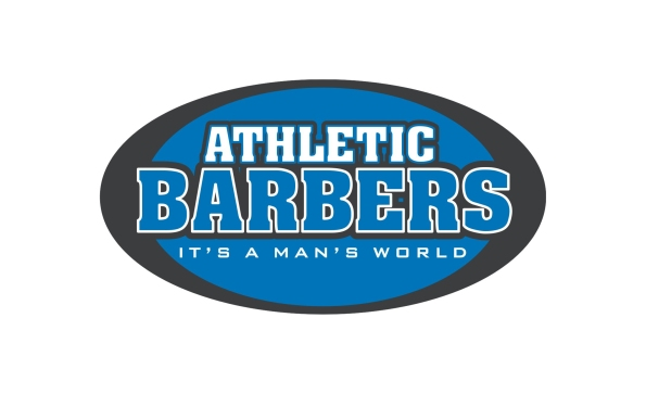 logo ATHLETIC BARBERS